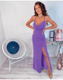 Фустан - код 600 - виолетова