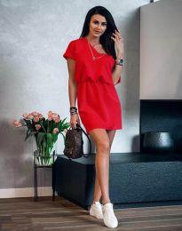 Фустан - код 3214 - црвена
