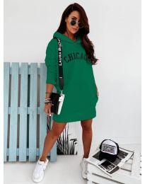 Фустан - код 802 - зелена