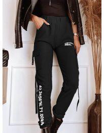 Панталони - код 1142 - црна
