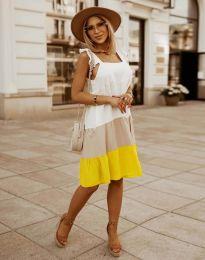 Фустан - код 2810 - шарено
