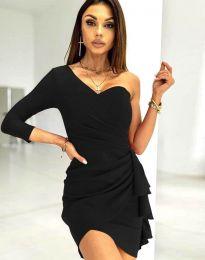 Фустан - код 5543 - црна
