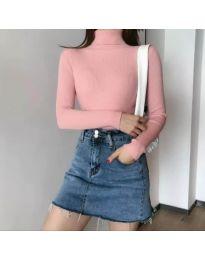 Блуза - код 0055 - розова