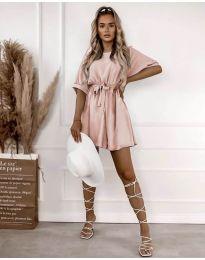 Фустан - код 13131 - розова
