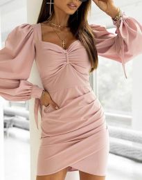 Фустан - код 0363 - пудра