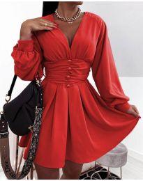 Фустан - код 4343 - црвена