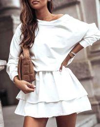 Фустан - код 0525 - бела