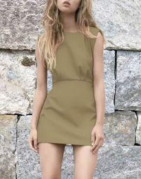 Фустан - код 1233 - капучино