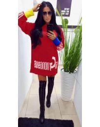 Фустан - код 294 - црвена