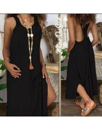 Фустан - код 9597 - црна