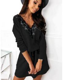 Фустан - код 5111 - црна