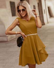 Фустан - код 8917 - капучино