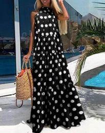Фустан - код 0288 - 1 - црна