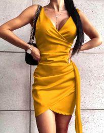 Фустан - код 4678 - жолта