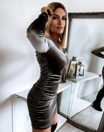 Фустан - код 12080 - графитна