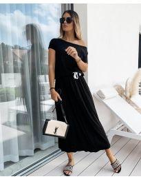 Фустан - код 4151 - црна