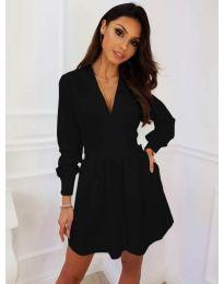 Фустан - код 089 - црна