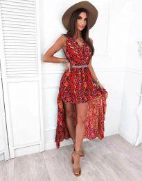 Фустан - код 3207 - шарена