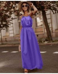 Фустан - код 3323 - виолетова