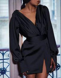 Фустан - код 5324 - црна