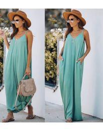 Фустан - код 0209 - зелена