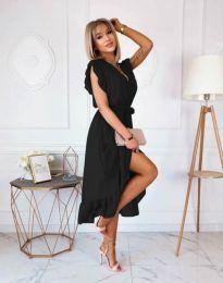 Фустан - код 8934 - 1 - црна