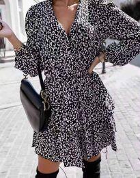 Фустан - код 2827 - шарено