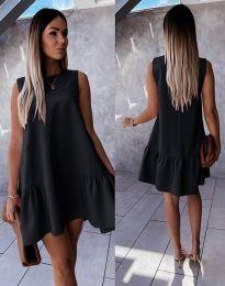 Фустан - код 3456 - црна