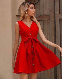 Фустан - код 8188 - црвена
