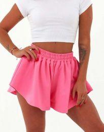 Кратки панталони - код 11979 - розова