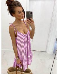 Фустан - код 560 - виолетова