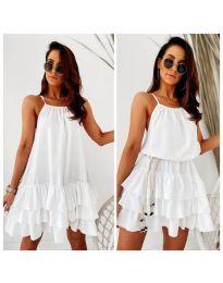 Фустан - код 451 - бела