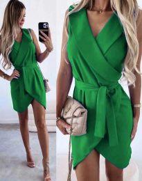 Фустан - код 7793 - зелена
