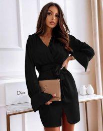 Фустан - код 2741 - црна