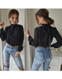 Блуза - код 833 - црна