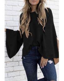 Блуза - код 076 - црна