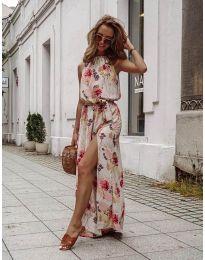 Фустан - код 6711 - шарена