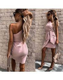 Фустан - код 2457 - розова