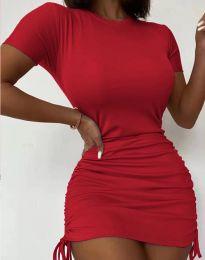Фустан - код 5569 - црвена