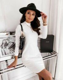 Фустан - код 7092 - бело