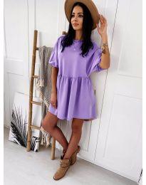 Фустан - код 789 - виолетова