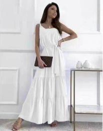 Фустан - код 2578 - бела