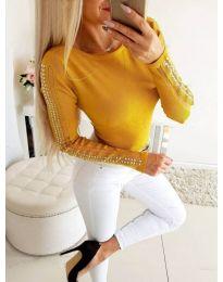 Блуза - код 3500 - окер