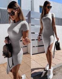 Фустан - код 8391 - сиво