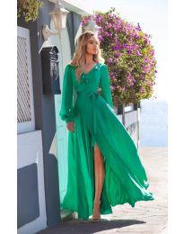 Фустан - код 8477 - зелена
