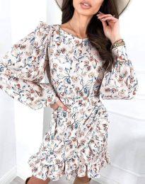 Фустан - код 8114 - шарена
