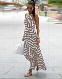 Фустан - код 2903 - 4 - шарено