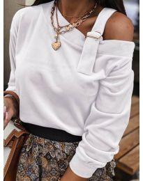 Блуза - код 280 - бело