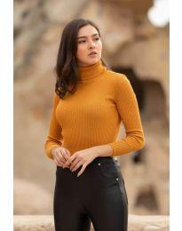 Блуза - код 0055 - портокалова