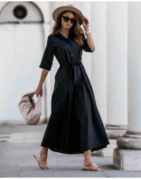 Фустан - код 0900 - црна